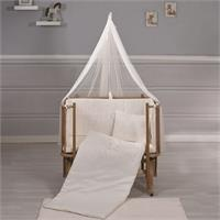 Mood Baby Crib 50x90 cm Natural