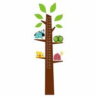 MyCey Baby Growth Chart Wall Sticker