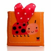 Fabric Books Ladybug For Babies and Kids