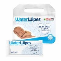 Baby Natural Wet Wipes 4x60 pcs