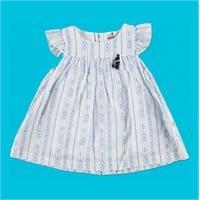 Detailed Baby Girl Dress