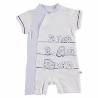 Summer Baby Boy Tomi Supreme Short Sleeve Jumpsuit