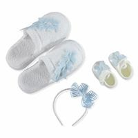 Crazy Kids Postpartum Set Transparent Butterfly