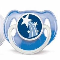 Baby Pacifier Night Time 2pcs