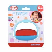 Toys Rattle Baby Teether- Assorted