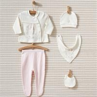 Sweat Newborn Hospital Pack 5 pcs