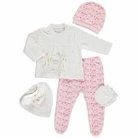 Summer Newborn Hospital Pack 5 pcs