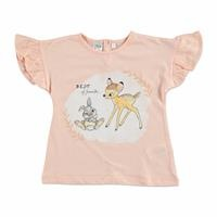 Yaz Kız Bebek Bambi T-shirt