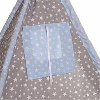 Foldable Kizildere Baby Tent Gray