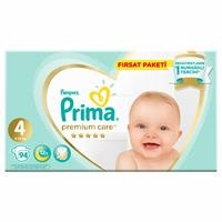 Premium Care Baby Diapers Size 4 Maxi Advantage Pack 9-14 kg 94 pcs