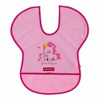 Baby Poly Half Sleeve Feeding Apron Unicorn