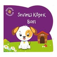Cute Dog Bobi - Turkish Book