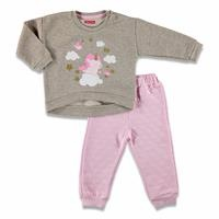Magical Unicorn Baby Sweatshirt Trousers 2 Pack Set