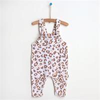 Leopard Newborn Jumpsuit