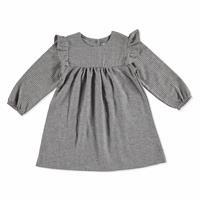 Kış Basic Dokuma Bebek Elbise