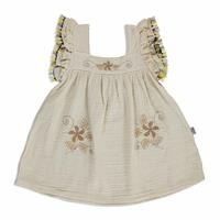 Summer Baby Girl Floral Dress
