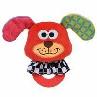 BP2405 Rattle Teether Puppy