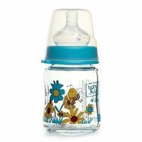 Wide-Neck Glass Bottle 120 ml