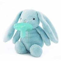 Sleeping Friend Blue Rabbit