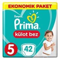 Külot Bebek Bezi 5 Beden Junior Ekonomik Paket 12-18 kg 42 adet