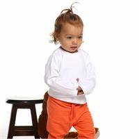 Turtleneck Baby Sweatshirt