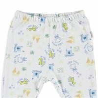Prince Organic Baby Footed Trousers