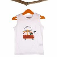 Adventure Printed Baby Boy Athlete