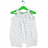 Nice Day Theme Baby Girl Jumpsuit
