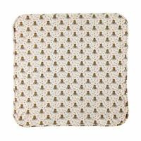 Girls Printed Multi-Purpose Soft Baby Blanket 80x80 cm