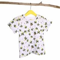 Baby Boy Crew Neck Palm Tshirt
