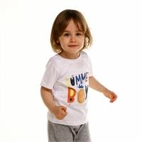 Crew Neck Summer Boy Baby Tshirt