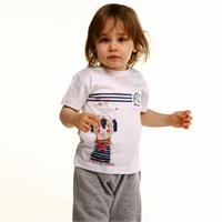 Baby Boy Crew Neck See You Tshirt