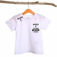 Baby Boy Button Neck Best Brand Tshirt
