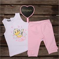 Summer Baby Girl Toy Duck Supreme T-shirt Leggings