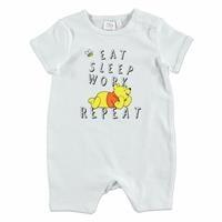 Summer Baby Boy Winnie The Pooh Jumpsuit