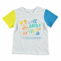 Summer Baby Boy Mickey Mouse Cotton T-shirt