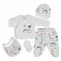 Jeff Newborn Hospital Pack 5 pcs