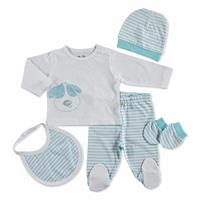 Gravel Newborn Hospital Pack 5 pcs