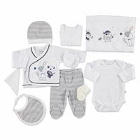 Bunny Newborn Hospital Pack 10 pcs