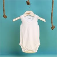Summer Baby Girl Lacy Detailed Supreme Bodysuit