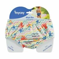 Washable Baby Diaper Swimsuit