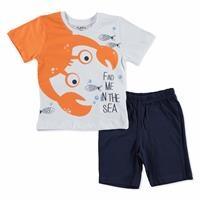 Endless Summer Baby Boy T-shirt Short 2 pcs Set