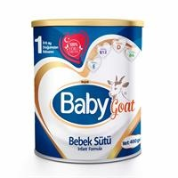 Goat Milk Food Number 1 0-6 months 400 gr