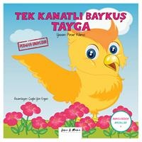 Single Wing Owl Tayga Turkish Baby Book