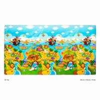 Dwinguler Dino Adventure Play Mat 2300x1400x15mm