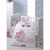 Bebek Nevresim Takımı Sleep Time 100x150cm