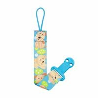 Assorted 909 Animals Pacifier Strap