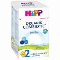 2 Organic Combiotic Baby Follow-on Milk 900 gr