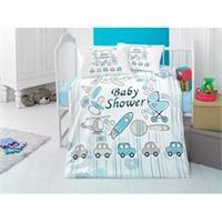 Baby Duvet Cover Set Toys 100x150cm
