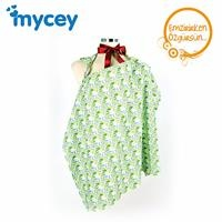 Patterned Breastfeeding Apron